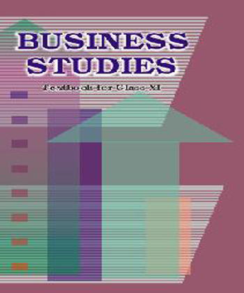 NCERT book for Business Studies  (class-XI) : Download free pdf
