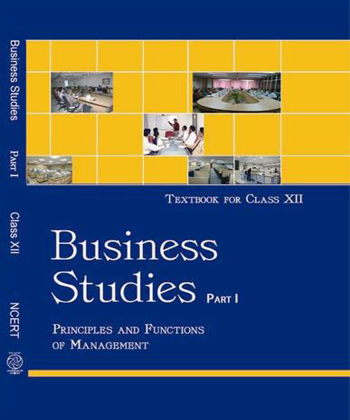Business Studies book pdf for class 12