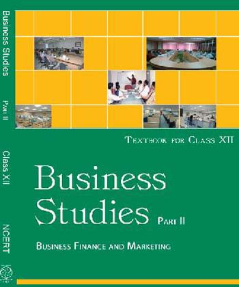 NCERT book for Business Studies (class-XII) DOWNLOAD PDF